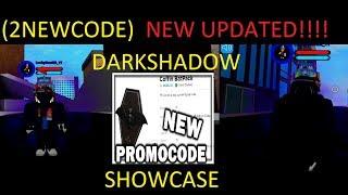 (300K+ Nuevo código) Escaparate de renovación de sombras oscuras En Boku No Roblox : Remasterizado ? Nuevos Promocodes 2019