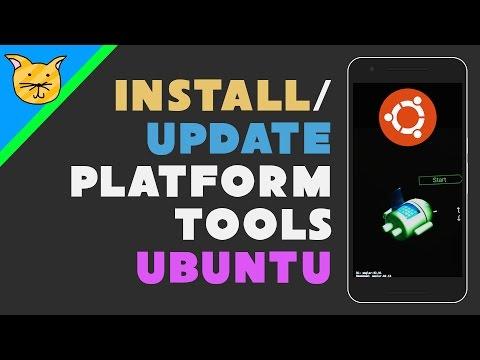 Install Android Platform Tools (adb & Fastboot) On Ubuntu