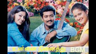 Unnai Ninaithu Movie BGM | Sirpy