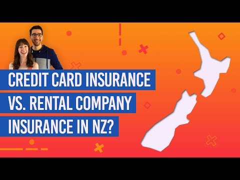 Is Credit Card Insurance Better than Campervan Rental Insurance for New Zealand?