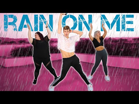 Lady Gaga, Ariana Grande – Rain On Me | Caleb Marshall | Dance Workout