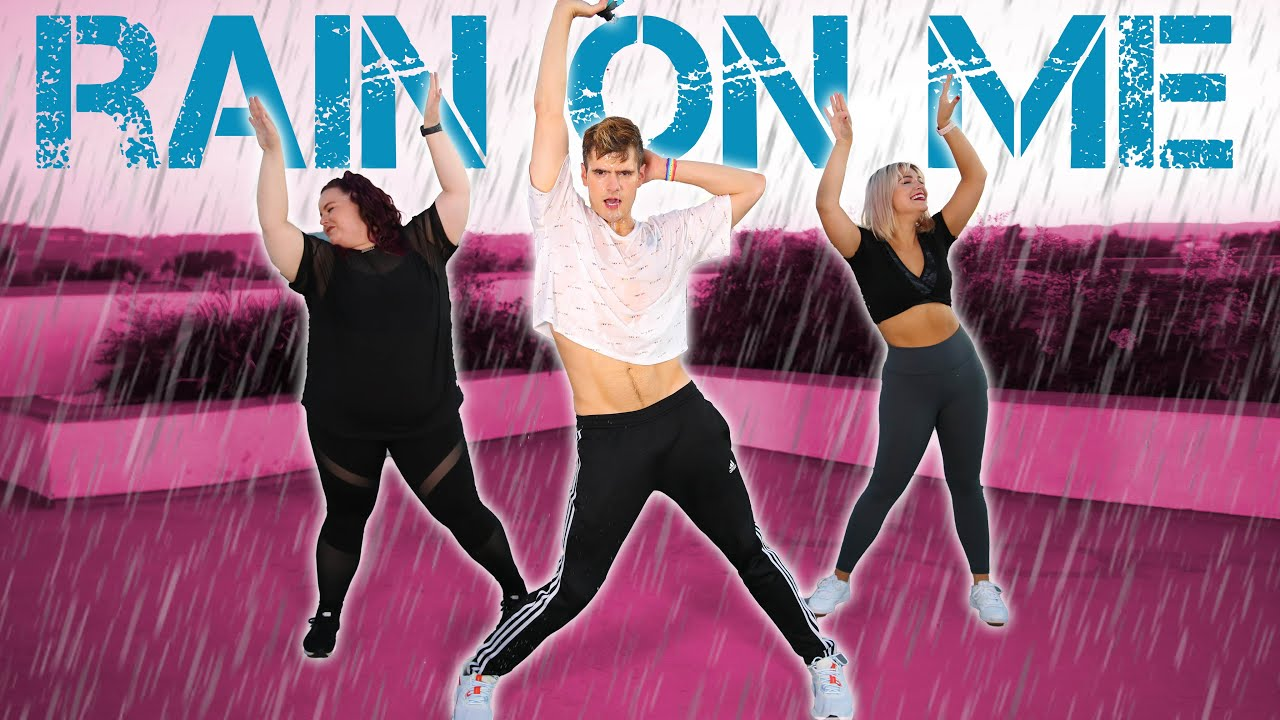 Lady Gaga, Ariana Grande - Rain On Me | Caleb Marshall | Dance Workout