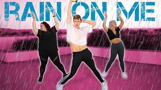 Lady Gaga, Ariana Grande - Rain On Me | Caleb Marshall | Dance Workout