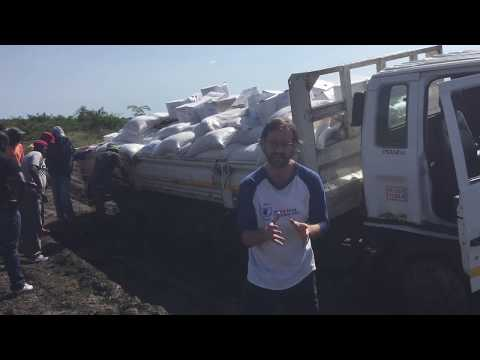 Tackling Logistical Challenges in Mozambique