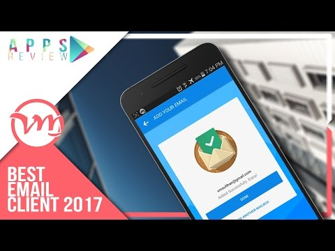 Best EMAIL App for Android 2017 | Exactly on ANDROID!