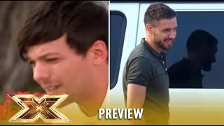 Louis Tomlinson To REUNITE With Liam Payne At The Judges Houses? | (PROMO) The X Factor UK 2018