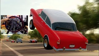 Forza Horizon 3 GoPro HOONIGAN Wheelie Challenge!! PERFECT TUNE!!