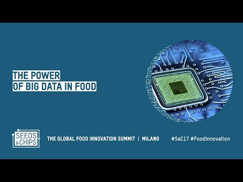 The Power of Big Data in Food #SaC17