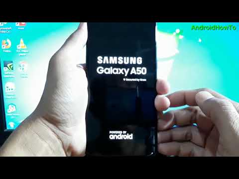 How to Lock Boot Loader Galaxy A50 without Trigger KG State / RMM state Prenormal