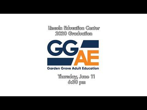 Lincoln Education Center 2020 Graduation
