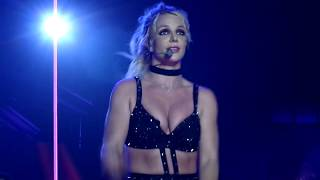 Britney Spears - Make Me... (Piece of Me Tour, Sandviken, Sweden, 11.08.2018)