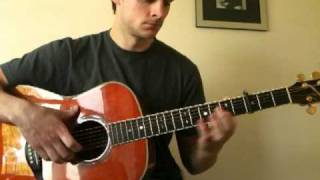 How to play For My Father by Andy Mckee - guitar lesson / tutorial 1/7