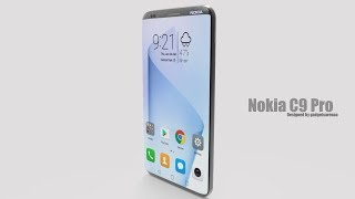 Nokia C9 Pro New || Face ID Scanner  || 2018