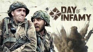 NAZIS ARE AWESOME - Day of Infamy Gameplay