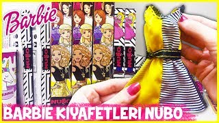 Barbie Bebek Kıyafetleri Sürpriz Oyuncak Paketleri Nubo Dila Kent
