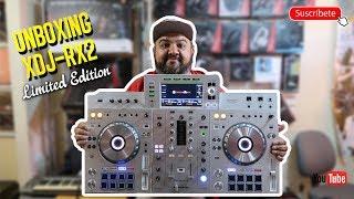 Unboxing XDJ Rx2 Limited Edition | Digi Tools México