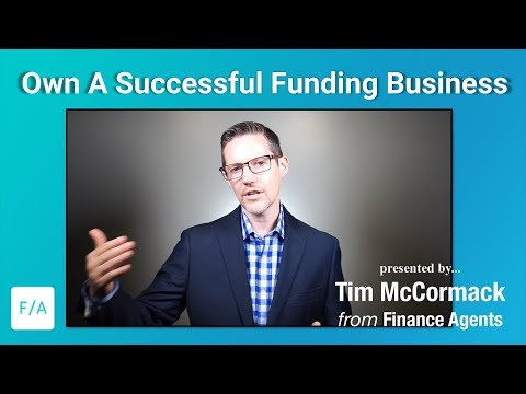 Start Your Own Funding Business - F/A - Member Office Overview