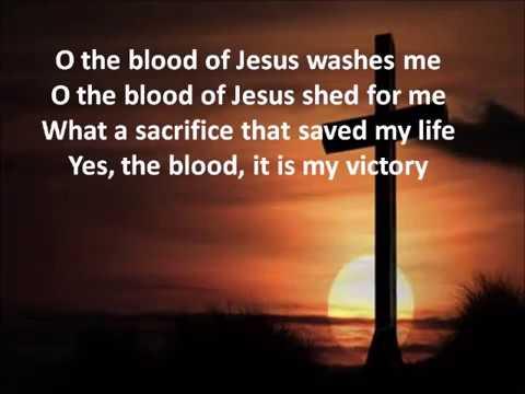 O The Blood- Selah (lyrics)