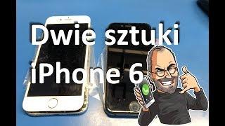 iPhone 6 - naprawa dotyku oraz podświetlania
