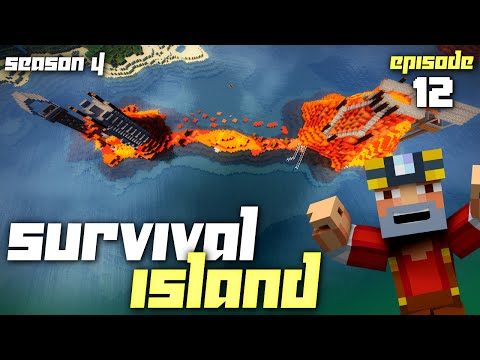 Minecraft: Survival Island - Season 4 (Episode 12 - Capture The Flag)