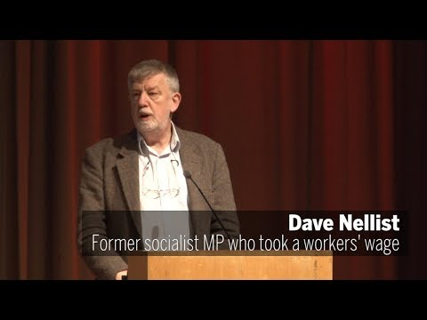 Socialism 2018: Dave Nellist, former Labour Party MP