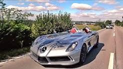 Mercedes-Benz SLR McLaren Stirling Moss!