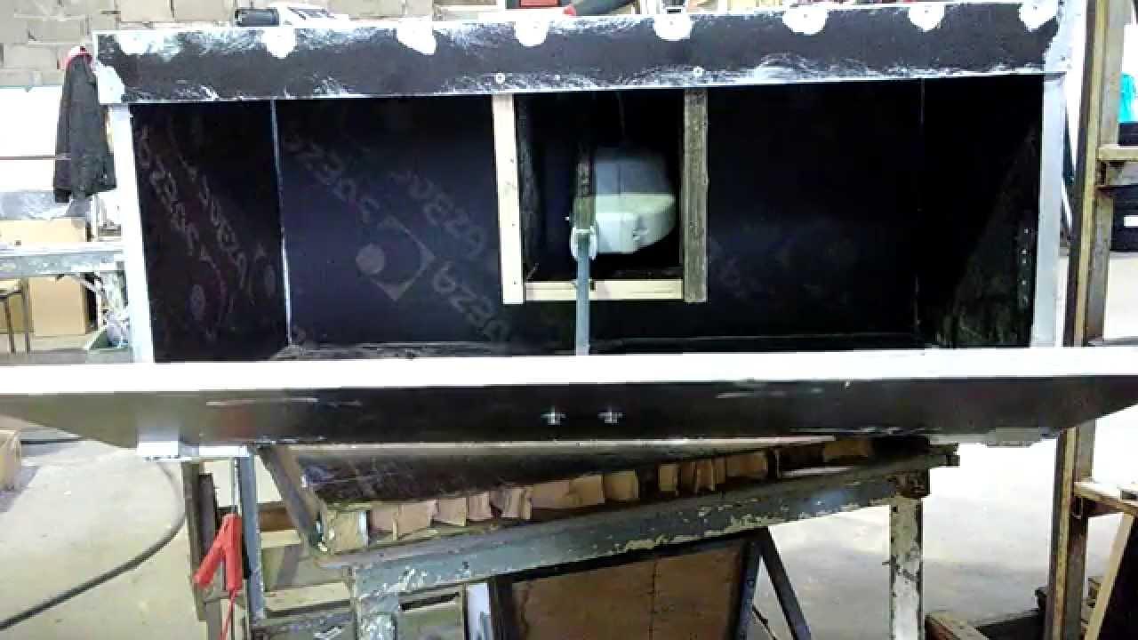 Ящик для инструментов своими руками на камаз