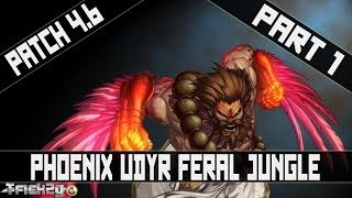 4.6 Godyr Phoenix Feral Jungle My Way - Learn and Understand the Game!