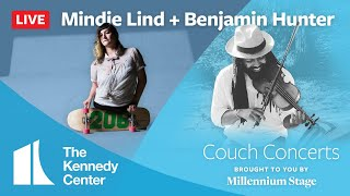 Couch Concerts National Spotlight: Seattle Theatre Group presents: Mindie Lind and Benjamin Hunter