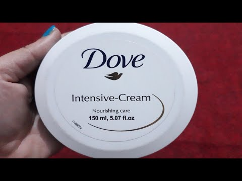 How To Use Dove Intensive Cream Nourishing Care. Hindi Urdu.