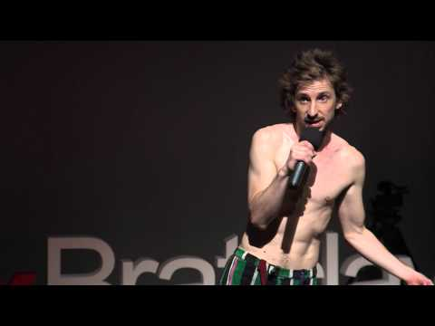 Let's dance... or else we're lost | Jaroslav Vinarsky | TEDxBratislava