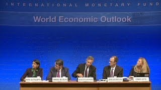 International Monetary Fund sees strengthening but uneven global growth - economy