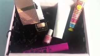 GlossyBox August 2014 Thumbnail