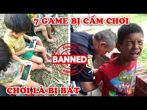 Trẻ Em Việt Nam Vẫn Chơi 7 Tựa Game Bị Cấm Chơi Trên Thế Giới