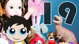 Episode 19: Minnie Mouse, Yellow Airplane, Minnie's Lollipop, Snow Bear, Hot Wheels