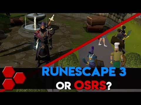 RuneScape 3 - New School - TheHiveLeader