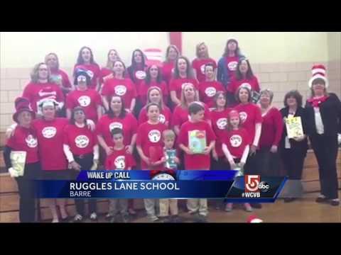 Wake up call: Ruggles Lane School
