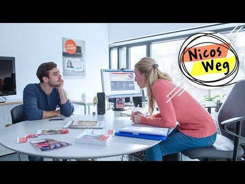 Nicos Weg – B1 – Folge 1: Berufsberatung