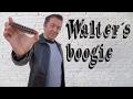 Capture de la vidéo Walter's Boogie (D'après Walter Horton)