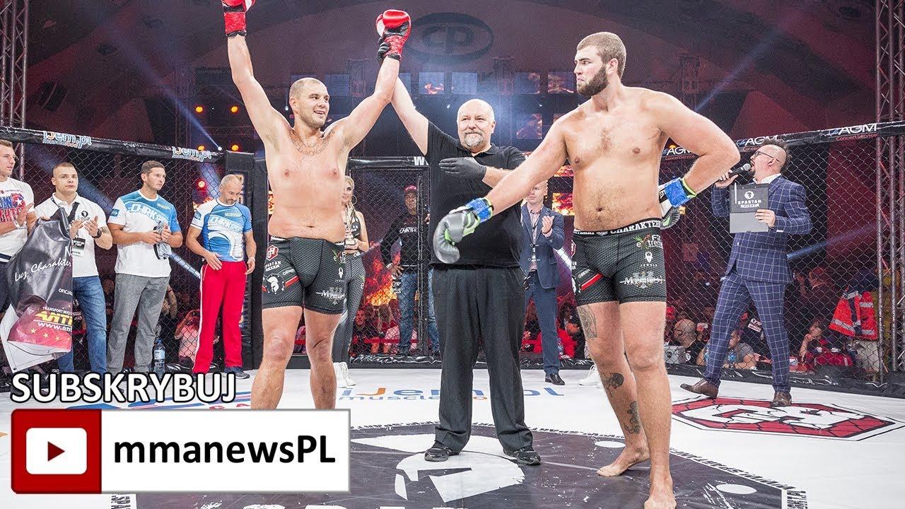 Spartan Fight 8: Tomasz Sarara vs Andrij Osadchyj [NOKAUT]
