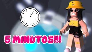 Roblox - Desafio dos 5 minutos (Tower of hell)