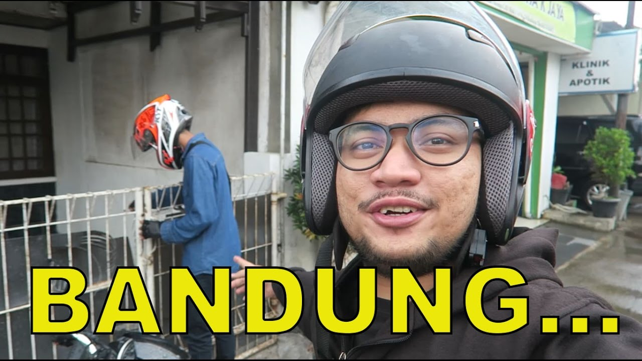 DI CULIK SAMA GENG MOTOR BANDUNG | SansVlog - YouTube