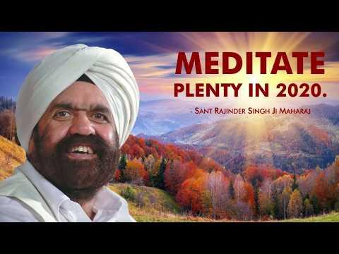 Meditate Plenty In 2020