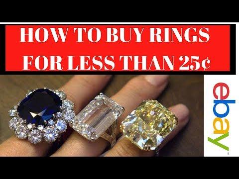 How To Buy Jewelry For LESS Than 25¢ And Sell It For $$$