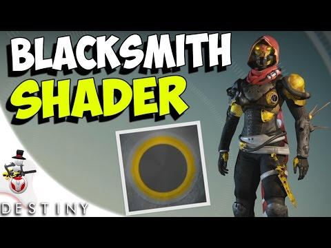 Destiny blacksmith armor shader code giveaway doovi