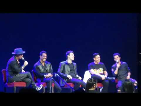 NKOTB Cruise 2016 - Concert (Talking about Face The Music)