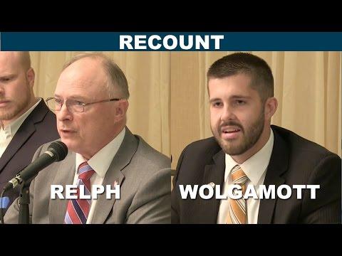 MN Senate District 14 Recount - Sherburne County