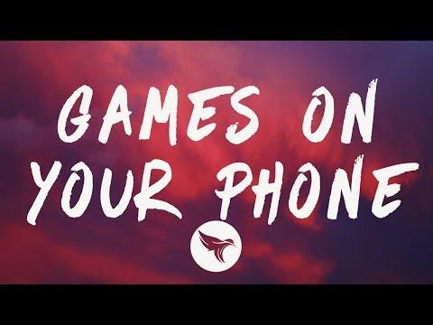 24KGoldn - Games On Your Phone (Lyrics)