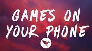24KGoldn - Games On Your Phone (Lyrics) thumbnail
