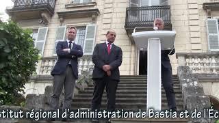 Abdelmajid Tkoub était sous-préfet de l'arrondissement d'Avallon - Tonnerre (89).